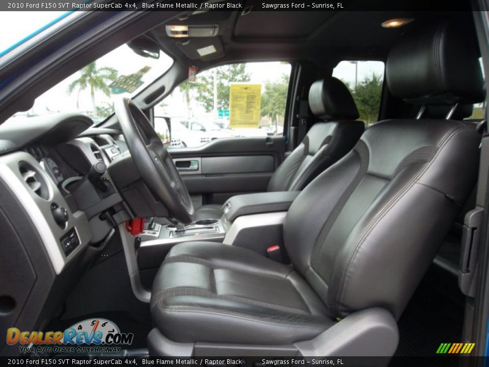raptor black interior 2010 ford f150 svt raptor supercab 4x4 photo 17 - Ford F150 Raptor Black Interior