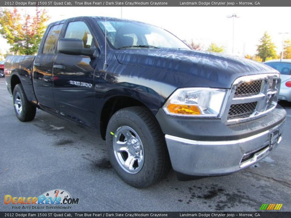 John Elway Dodge >> 2012 Dodge Ram 1500 Quad Cab | Car Interior Design