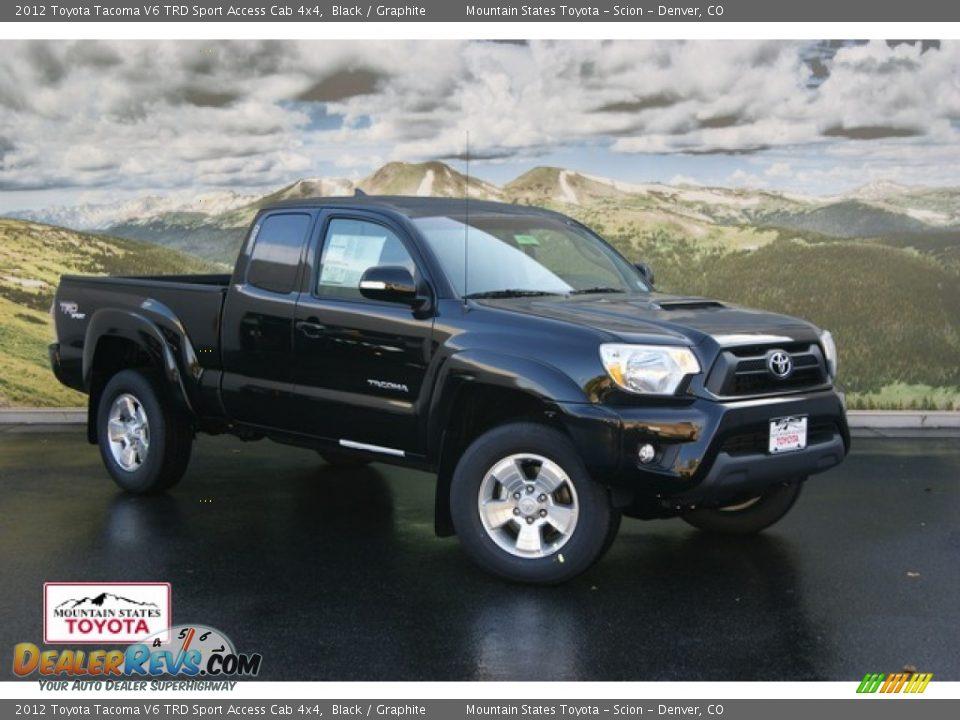 2012 Toyota Tacoma 4x4 | Autos Post