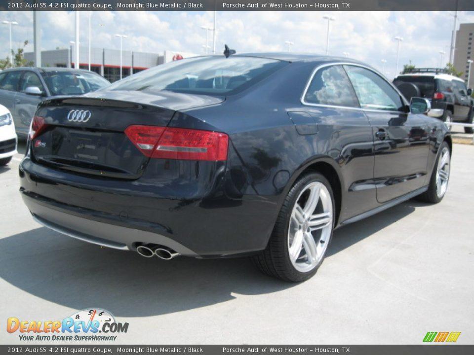 Audi s5 2012 Blue Blue Metallic 2012 Audi s5