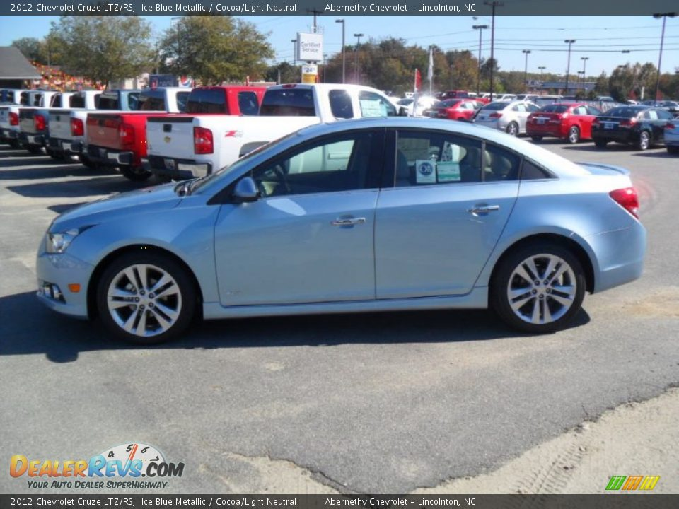 Light Blue Cruze Quotes