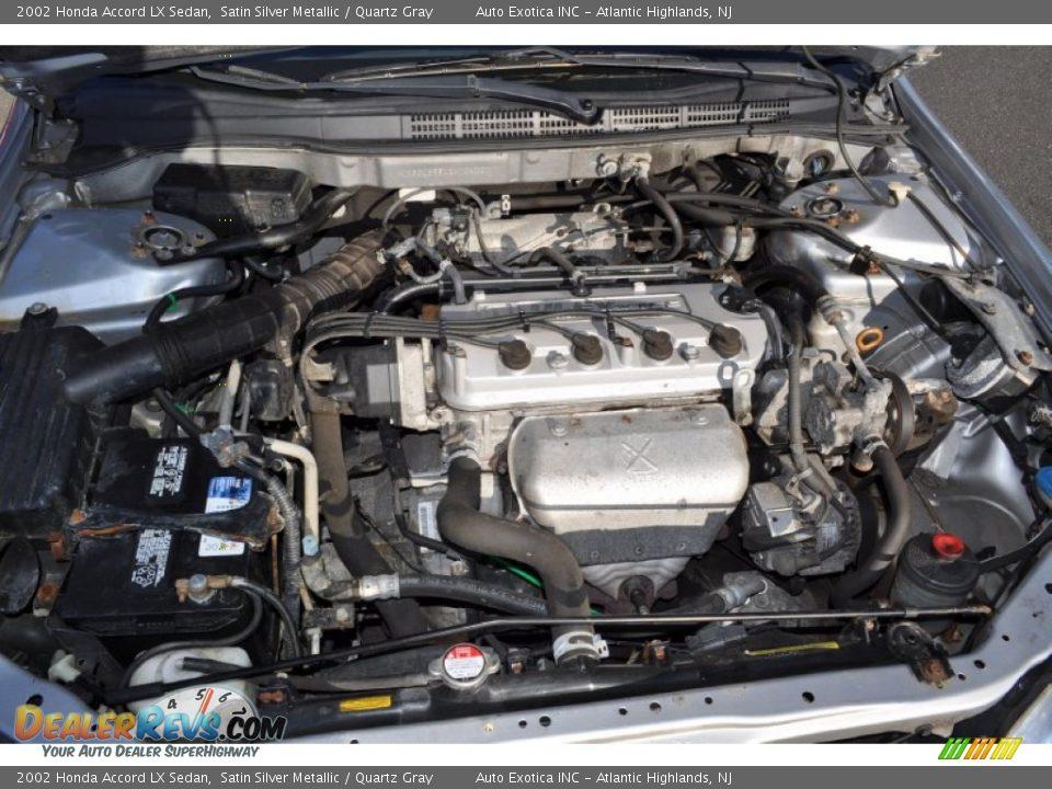 2002 honda accord lx sedan 2 3 liter sohc 16 valve vtec 4 cylinder engine photo 7. Black Bedroom Furniture Sets. Home Design Ideas