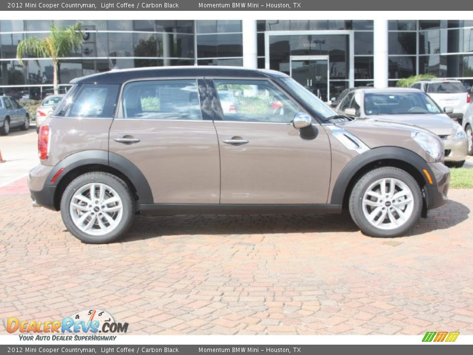2012 mini cooper countryman light coffee carbon black photo 3. Black Bedroom Furniture Sets. Home Design Ideas