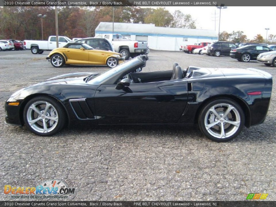 black 2010 chevrolet corvette grand sport convertible photo 11. Cars Review. Best American Auto & Cars Review