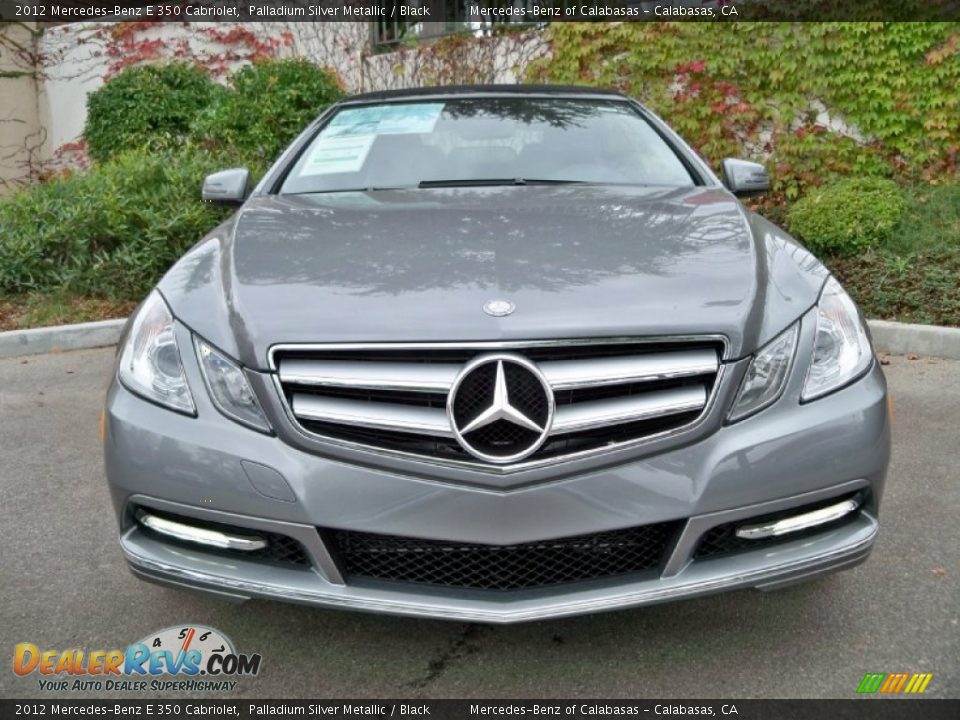 2012 mercedes benz e 350 cabriolet palladium silver for 2012 mercedes benz e350 convertible