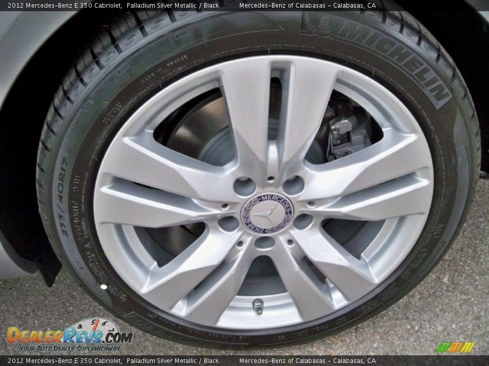 2012 mercedes benz e 350 cabriolet wheel photo 6 for Mercedes benz 6 wheel