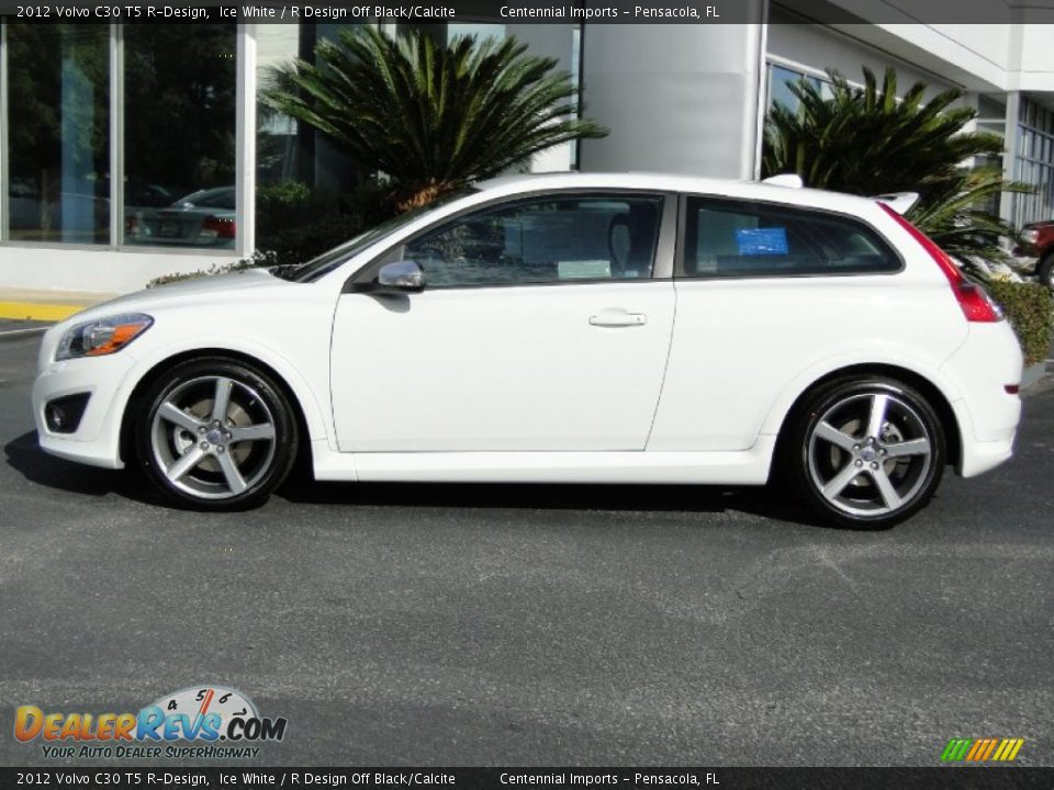 ice white 2012 volvo c30 t5 r design photo 6. Black Bedroom Furniture Sets. Home Design Ideas