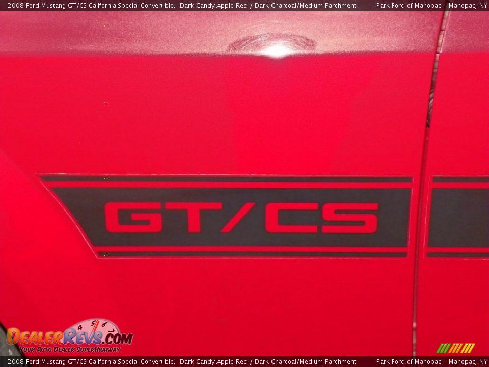 2008 Ford Mustang GT/CS California Special Convertible Logo Photo #10
