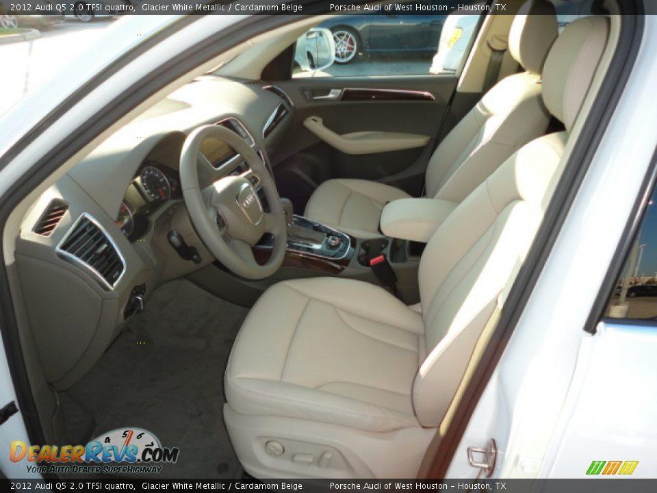 Audi Pistachio Beige Interior New Glacier White Pistachio Beige Q7 Prestige Audiworld New