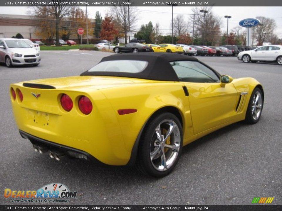 2012 chevrolet corvette corvette grand sport convertible html autos weblog. Black Bedroom Furniture Sets. Home Design Ideas