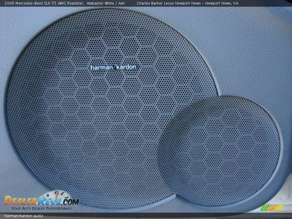 Harman Kardon Car Audio: Harman/kardon Audio - 2006 Mercedes-Benz SLK