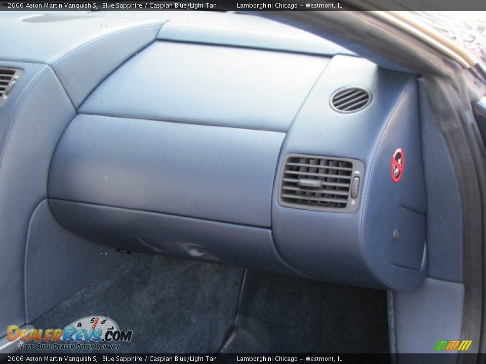 Dashboard of 2006 Aston Martin Vanquish S Photo #35