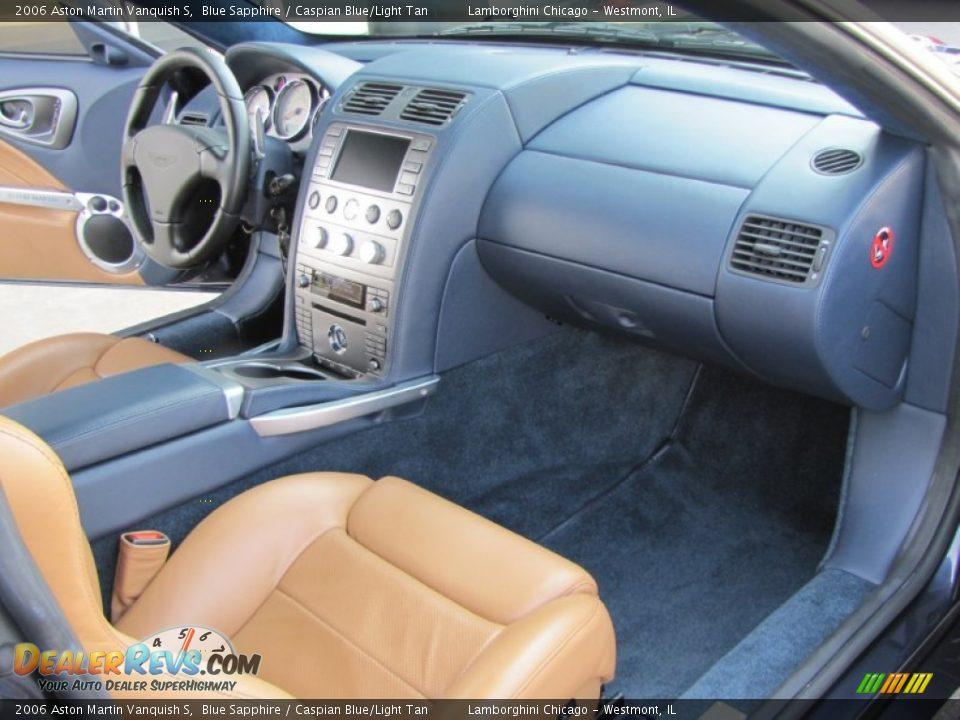 Dashboard of 2006 Aston Martin Vanquish S Photo #36