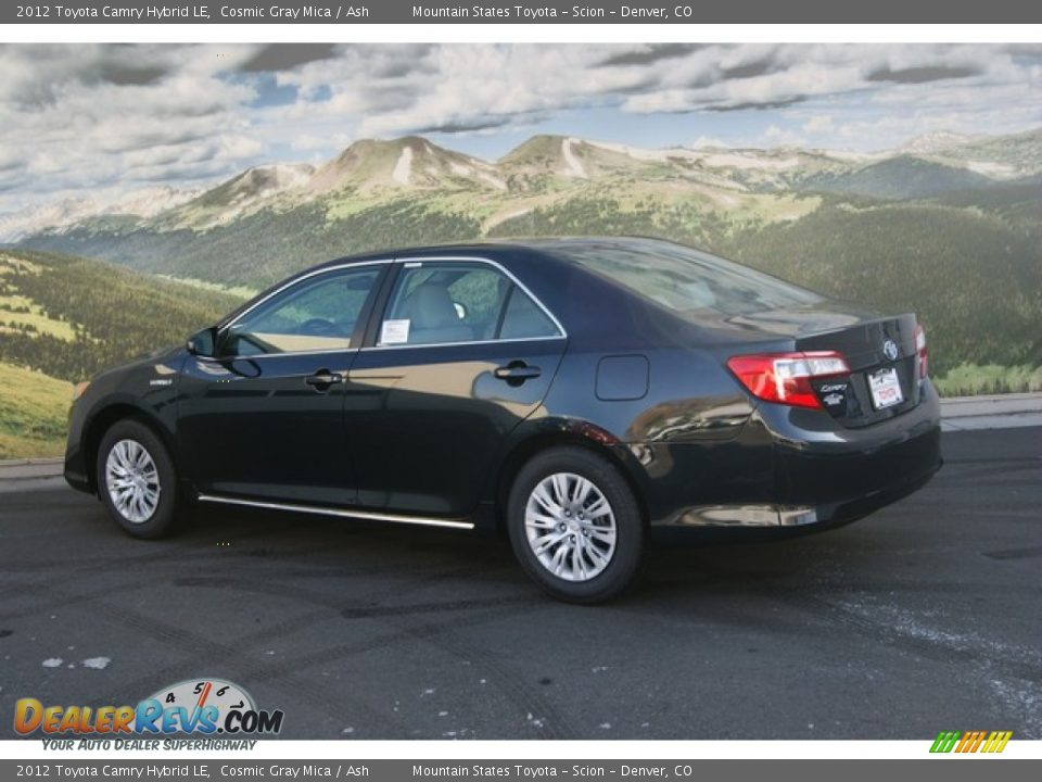 2012 toyota camry hybrid le cosmic gray mica ash photo 3. Black Bedroom Furniture Sets. Home Design Ideas