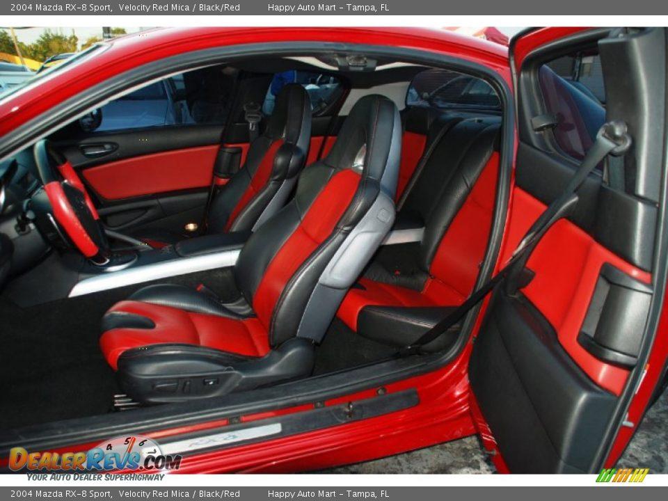 black red interior 2004 mazda rx 8 sport photo 9. Black Bedroom Furniture Sets. Home Design Ideas