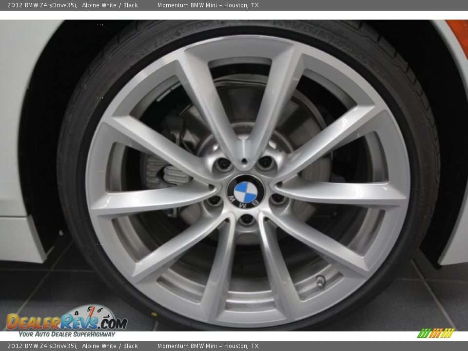 2012 Bmw Z4 Sdrive35i Wheel Photo 6 Dealerrevs Com