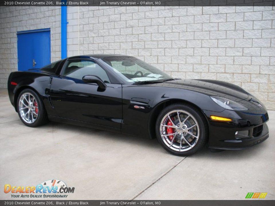 2010 chevrolet corvette z06 black ebony black photo 4. Black Bedroom Furniture Sets. Home Design Ideas