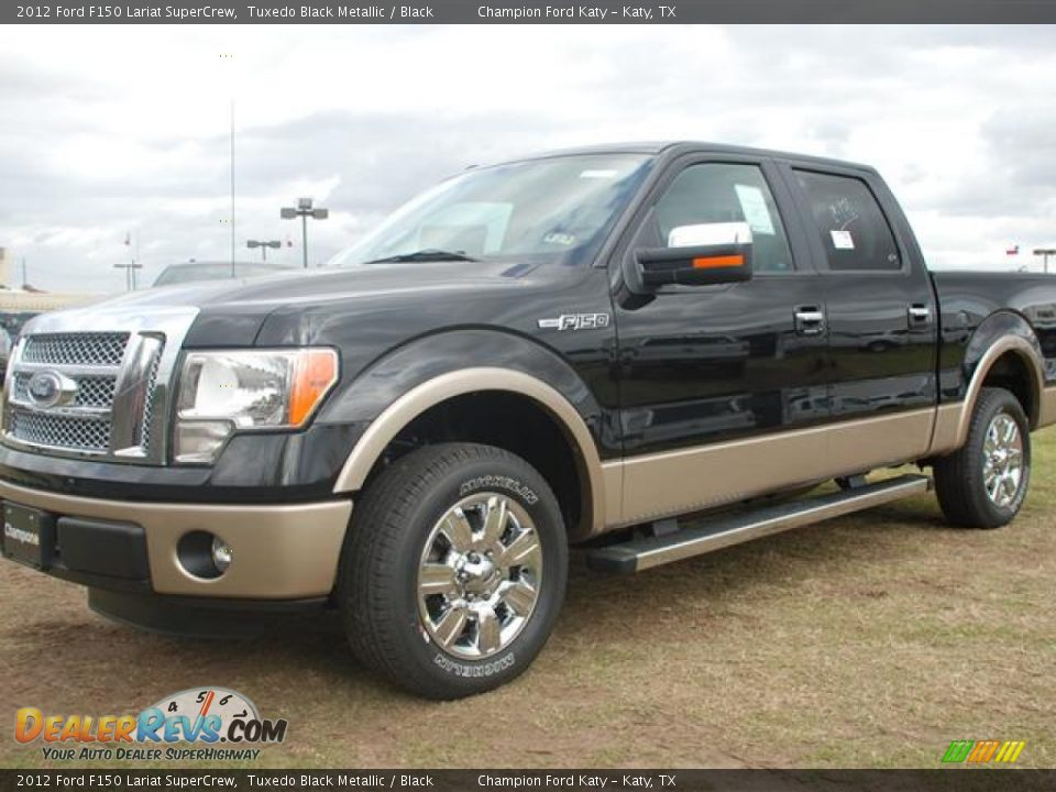 2012 ford f150 lariat supercrew autos weblog. Black Bedroom Furniture Sets. Home Design Ideas