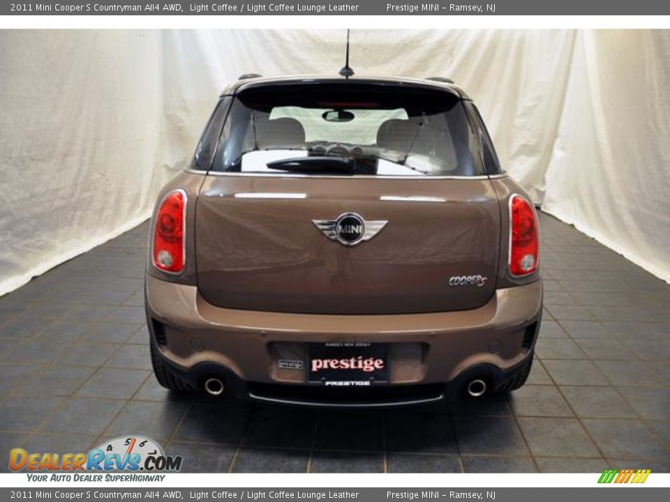 2011 mini cooper s countryman all4 awd light coffee light coffee lounge leather photo 4. Black Bedroom Furniture Sets. Home Design Ideas