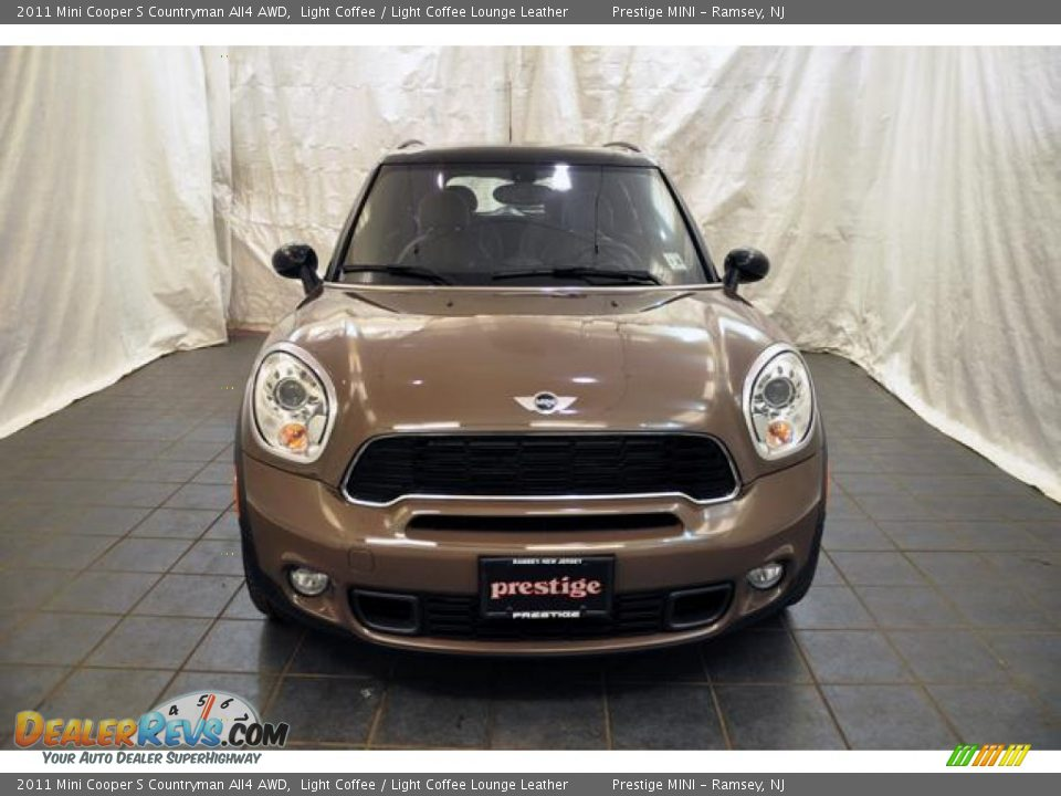 2011 mini cooper s countryman all4 awd light coffee light coffee lounge leather photo 11. Black Bedroom Furniture Sets. Home Design Ideas