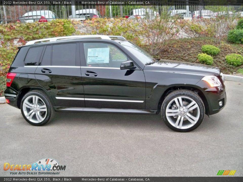 2012 mercedes benz glk 350 black black photo 2 for Mercedes benz 2012 glk 350
