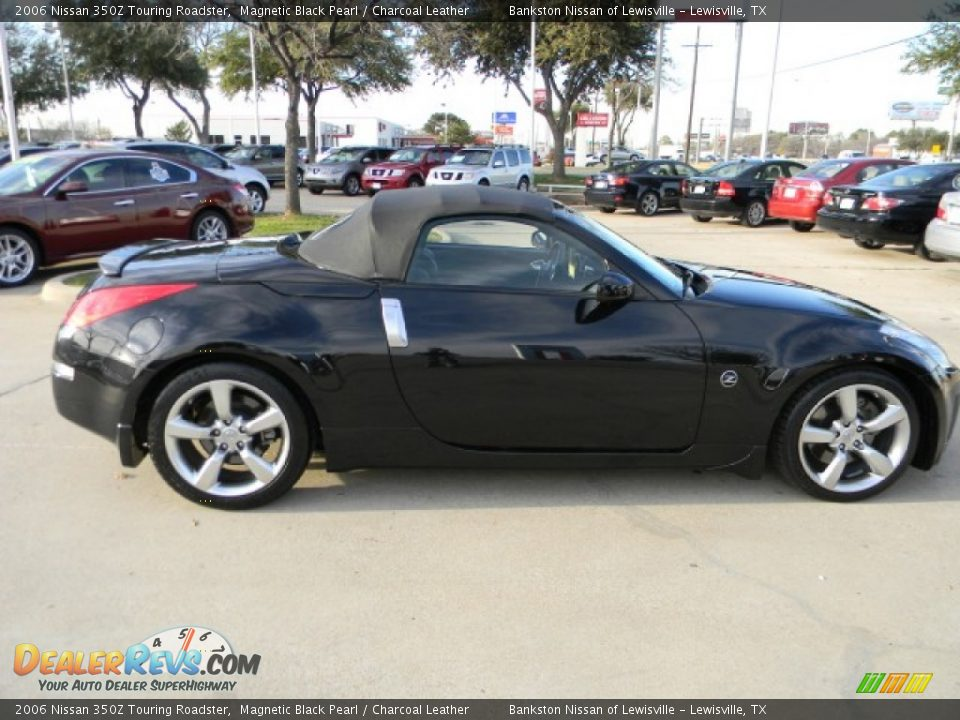 2006 Nissan 350z Touring Roadster Magnetic Black Pearl