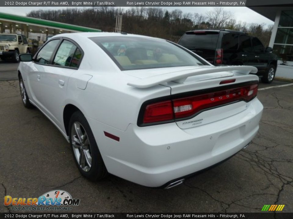 bright white 2012 dodge charger r t plus awd photo 3. Black Bedroom Furniture Sets. Home Design Ideas