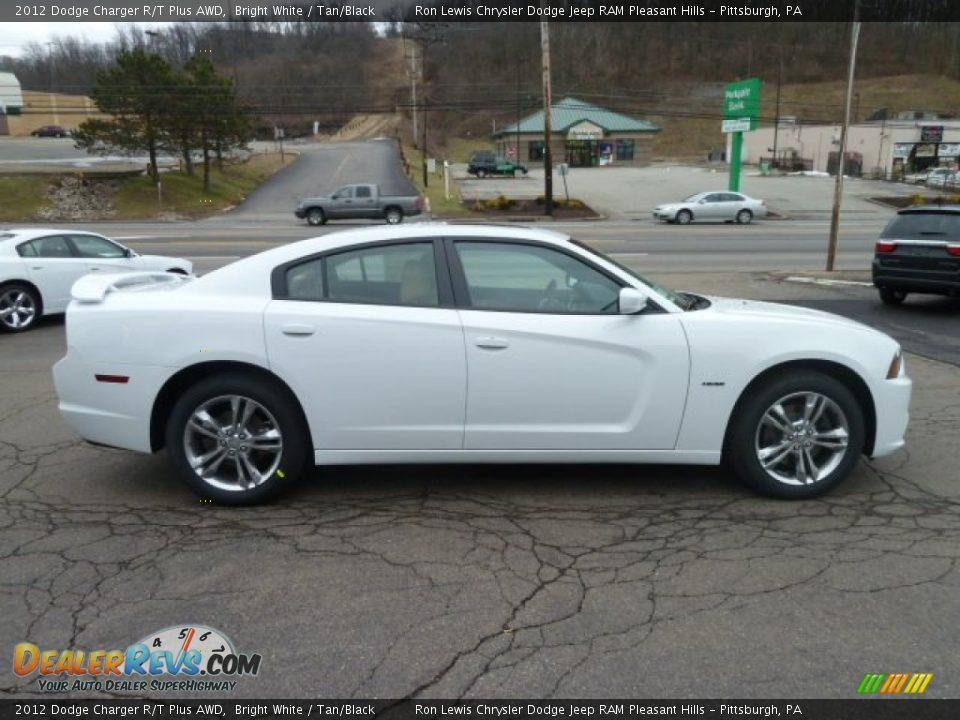 bright white 2012 dodge charger r t plus awd photo 6. Black Bedroom Furniture Sets. Home Design Ideas