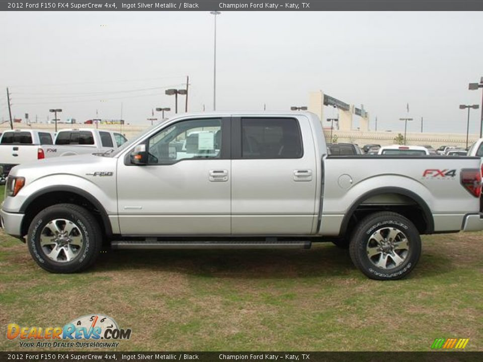 2011 ford f 150 supercrew platinum 4wd prices values f. Black Bedroom Furniture Sets. Home Design Ideas