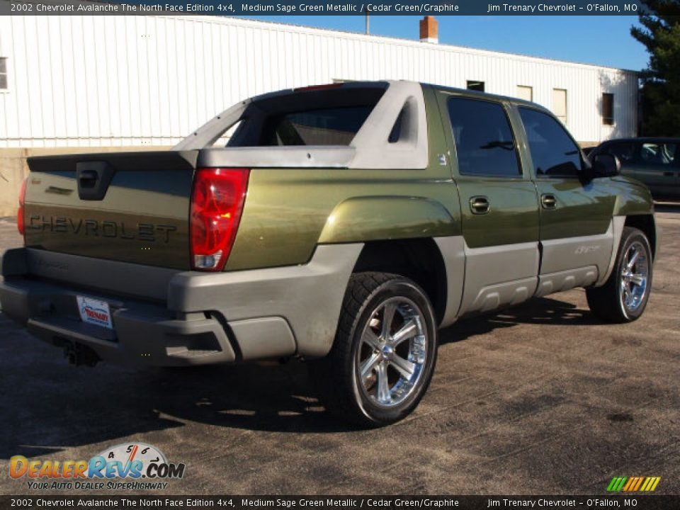2002 chevrolet avalanche 1500 north face edition androkus. Black Bedroom Furniture Sets. Home Design Ideas