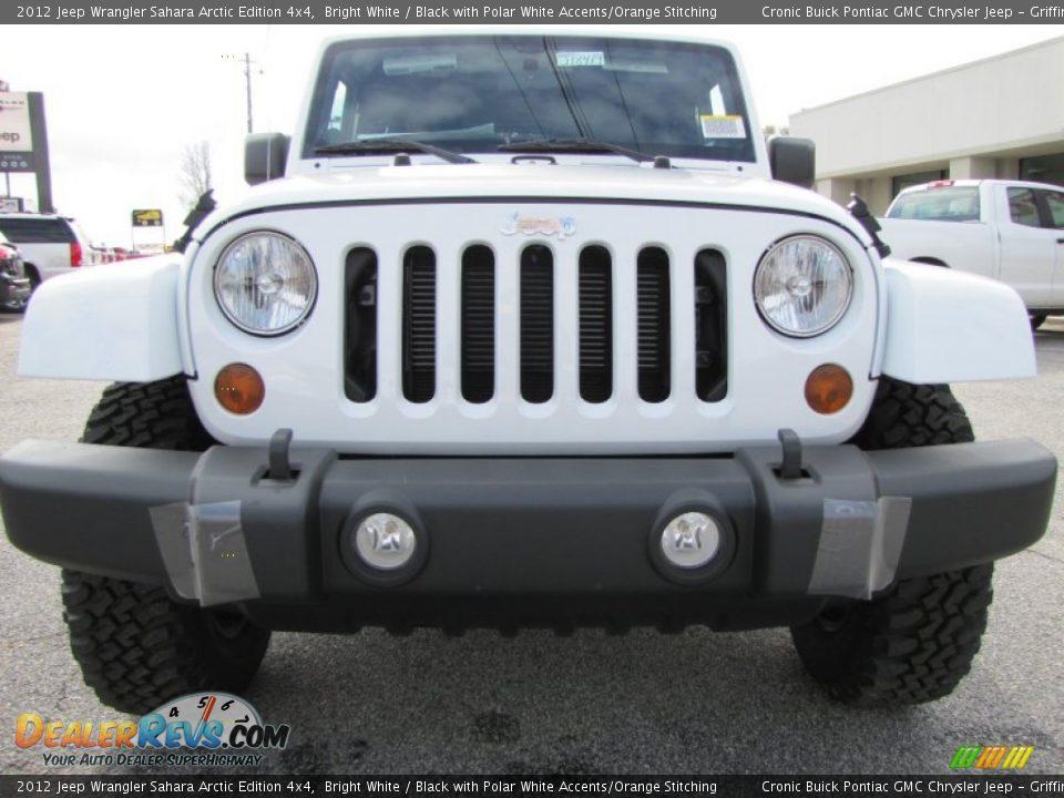 2012 Jeep Wrangler Sahara Arctic Edition 4x4 Bright White
