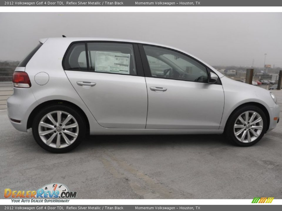 Volkswagen Golf 2012 Volkswagen Golf 4 Door Tdi