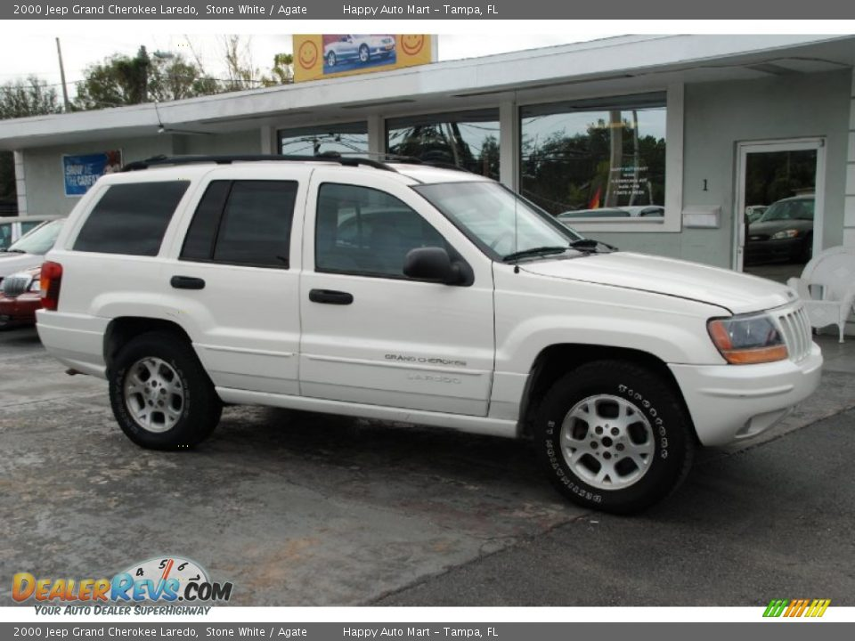 2000 jeep grand cherokee laredo stone white agate photo 2. Cars Review. Best American Auto & Cars Review
