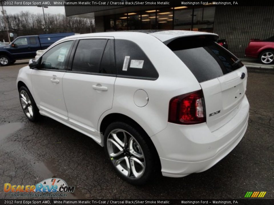 2012 ford edge awd specs