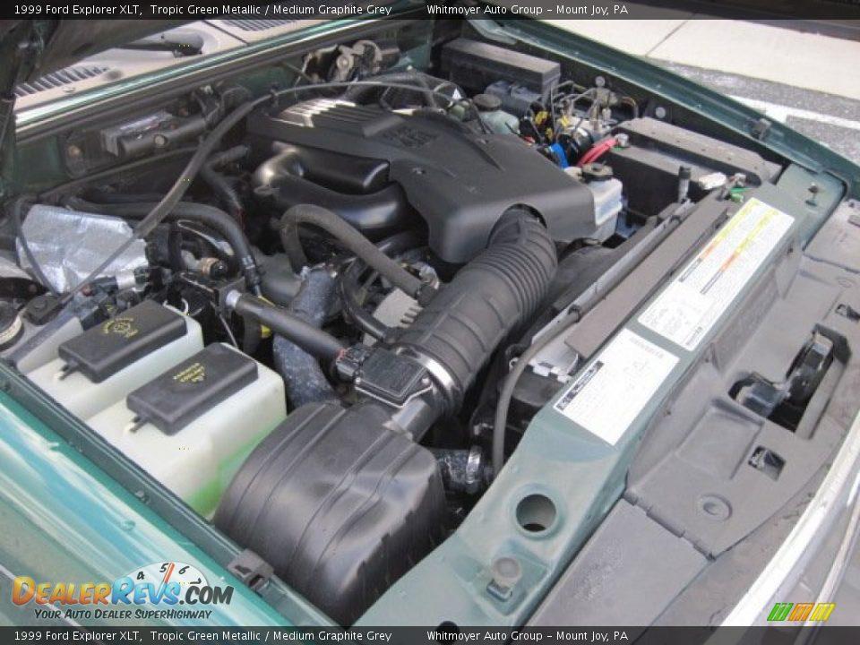 1999 Ford Explorer Xlt 4 0 Liter Ohv 12