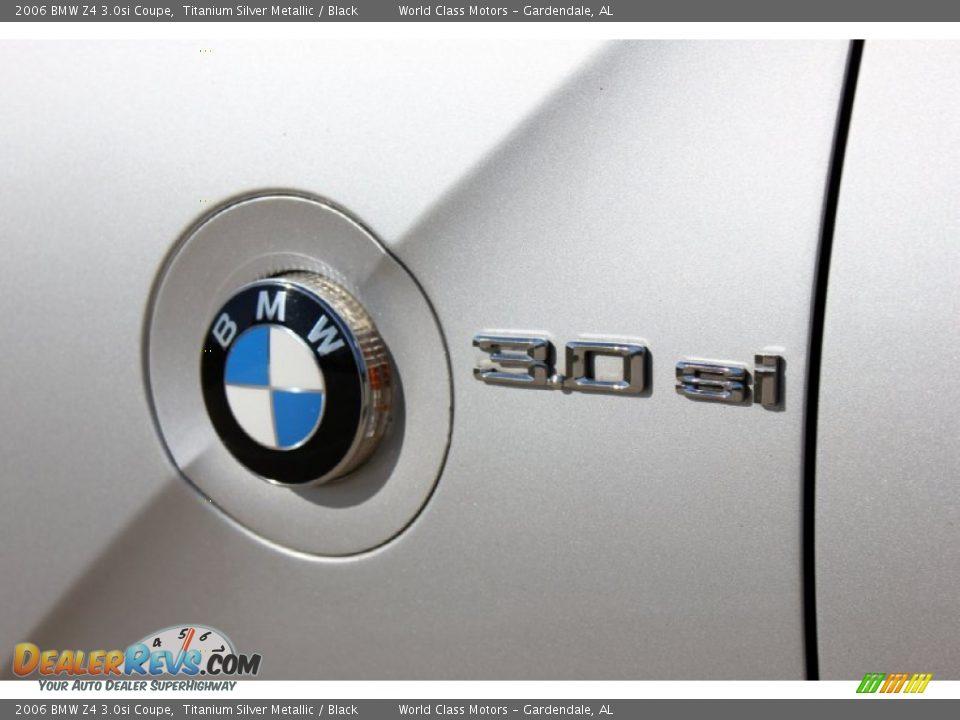 2006 Bmw Z4 3 0si Coupe Logo Photo 13 Dealerrevs Com