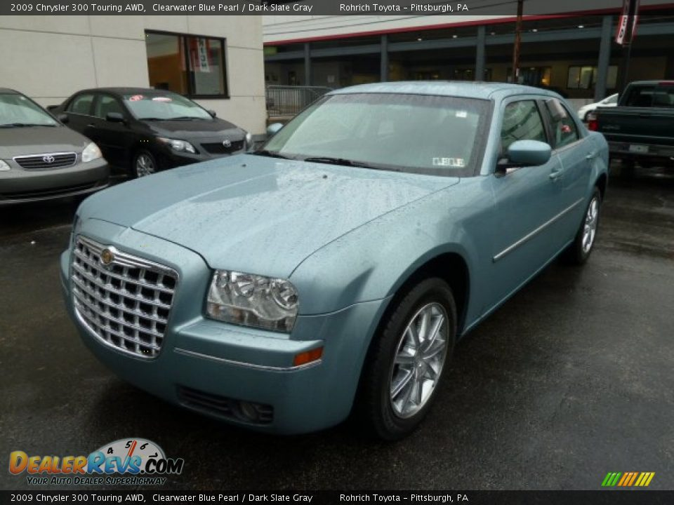 Front 3 4 View Of 2009 Chrysler 300 Touring Awd Photo 11