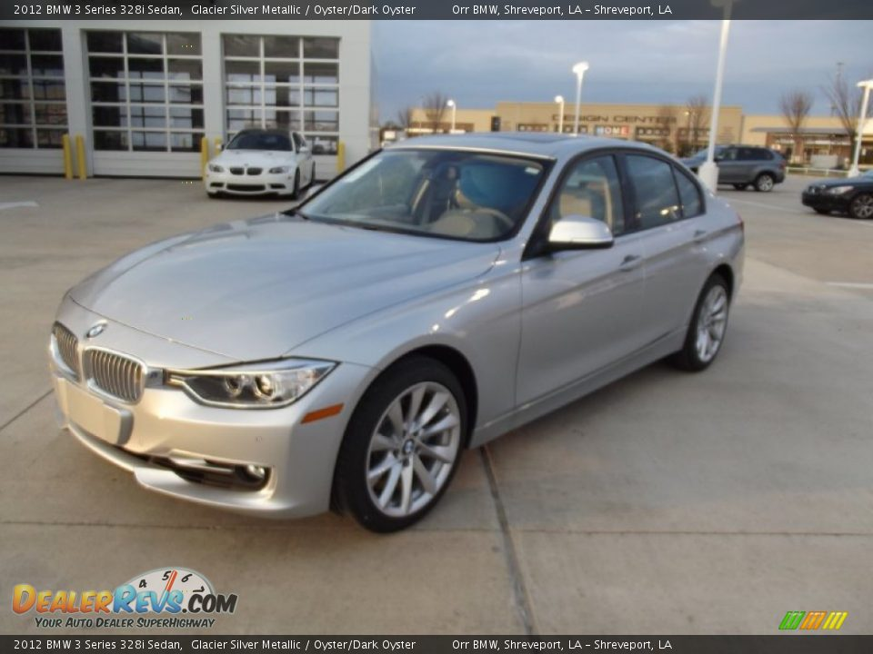 2012 bmw 3 series 328i sedan glacier silver metallic. Black Bedroom Furniture Sets. Home Design Ideas