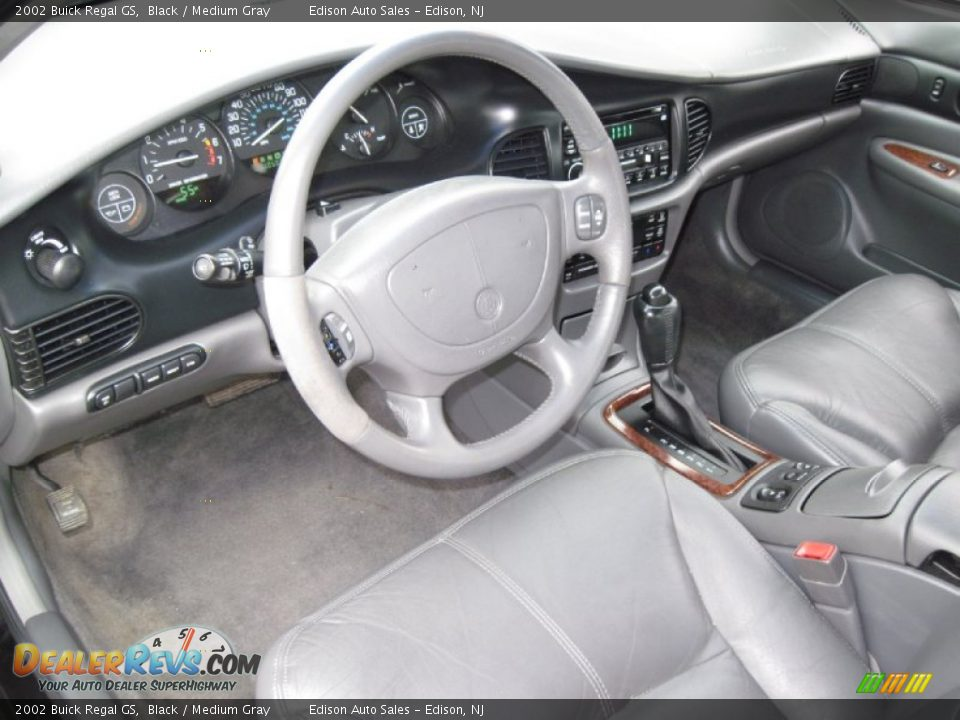 23+ 2002 Buick Regal Interior