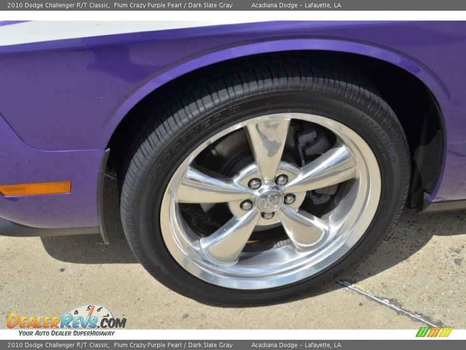 2010 Dodge Challenger R T Classic Wheel Photo 10