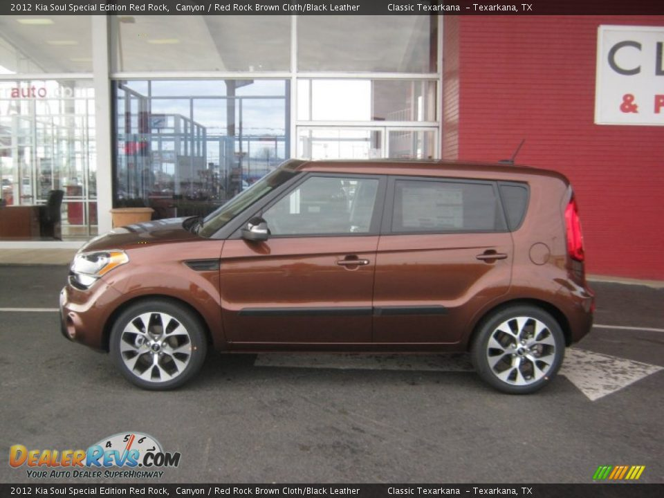Canyon State Auto >> Canyon 2012 Kia Soul Special Edition Red Rock Photo #2 | DealerRevs.com