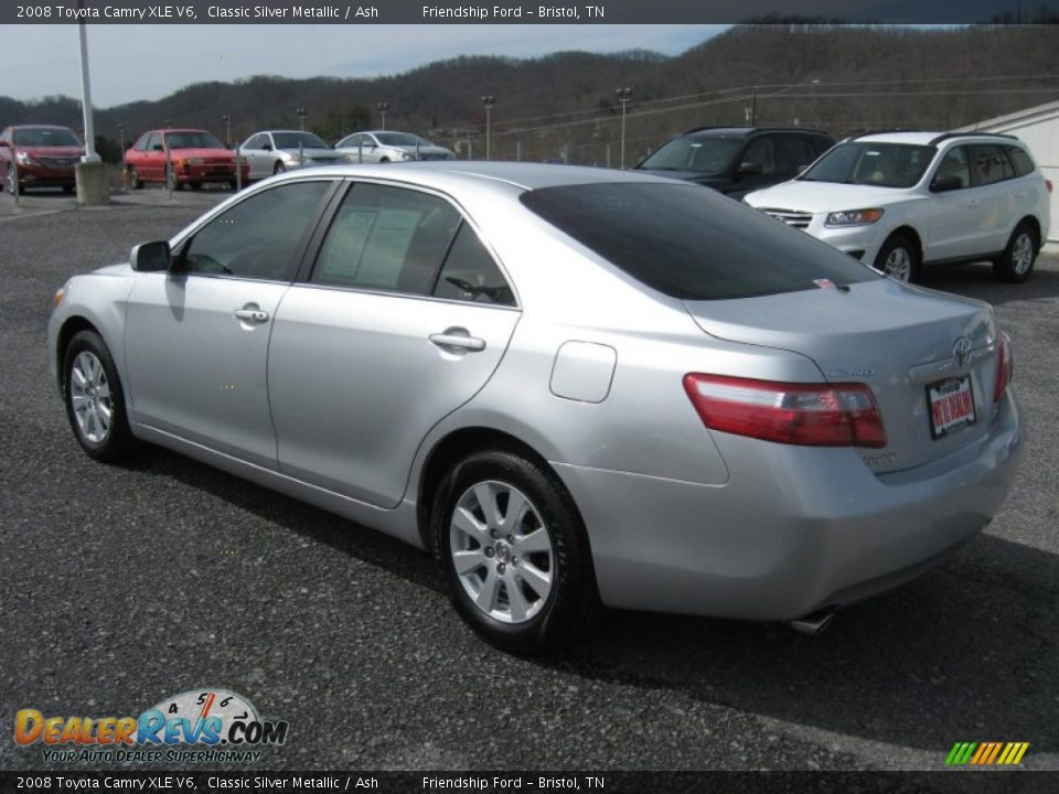 Toyota camry 2008 xle