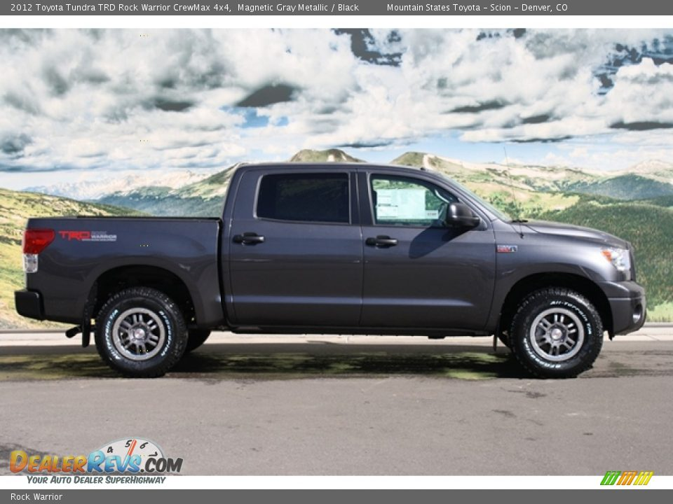 Rock Warrior - 2012 Toyota Tundra | DealerRevs.com