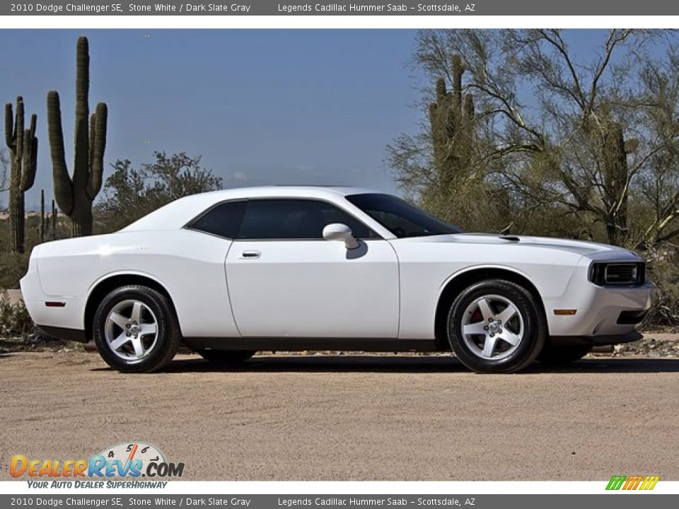 stone white 2010 dodge challenger se photo 7 dealerrevs