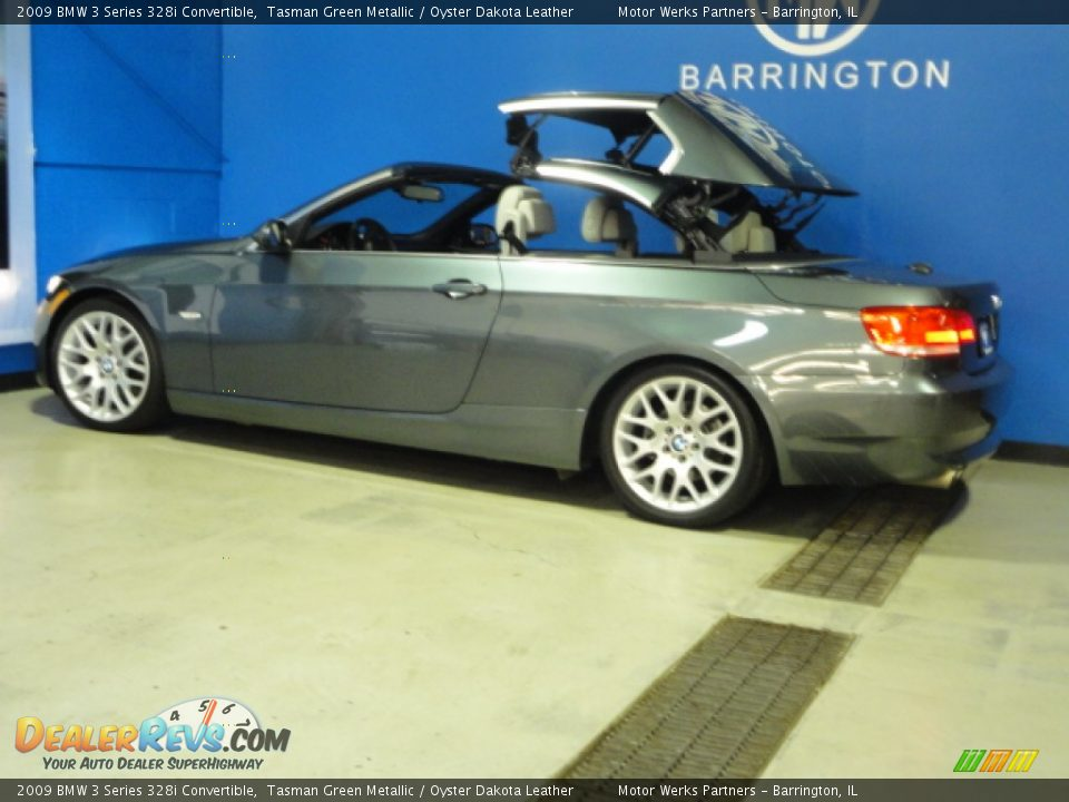 2009 Bmw 3 Series 328i Convertible Tasman Green Metallic