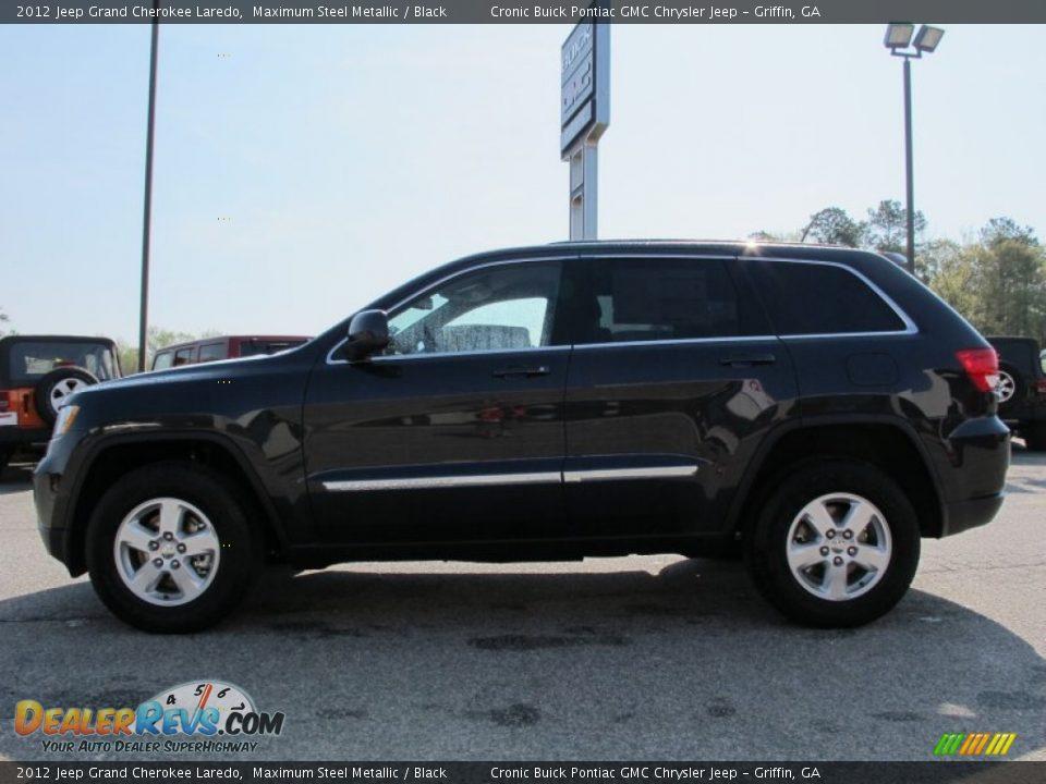 2012 jeep grand cherokee laredo maximum steel metallic black photo. Cars Review. Best American Auto & Cars Review