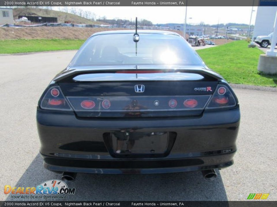 2000 honda accord ex v6 coupe nighthawk black pearl charcoal photo 3. Black Bedroom Furniture Sets. Home Design Ideas
