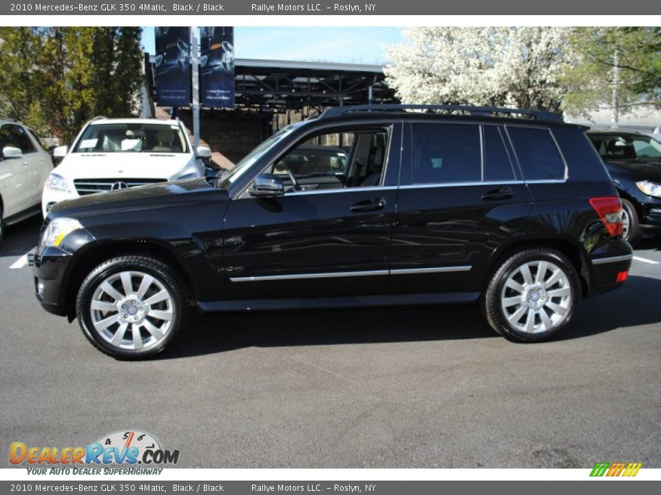 2010 mercedes benz glk 350 4matic black black photo 3 for 2010 mercedes benz glk