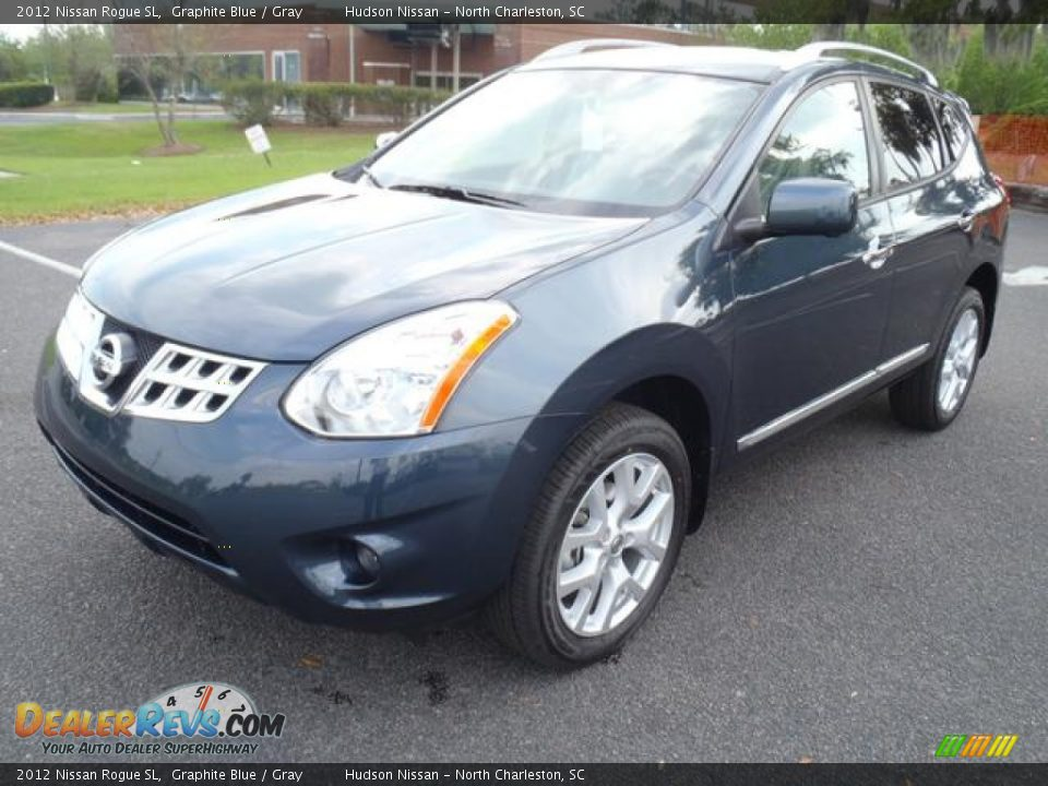 2012 Nissan Rogue Autos Post