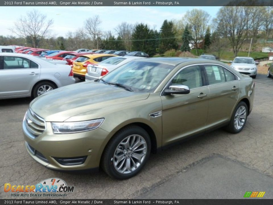 Used Cars Ford Taurus Limited